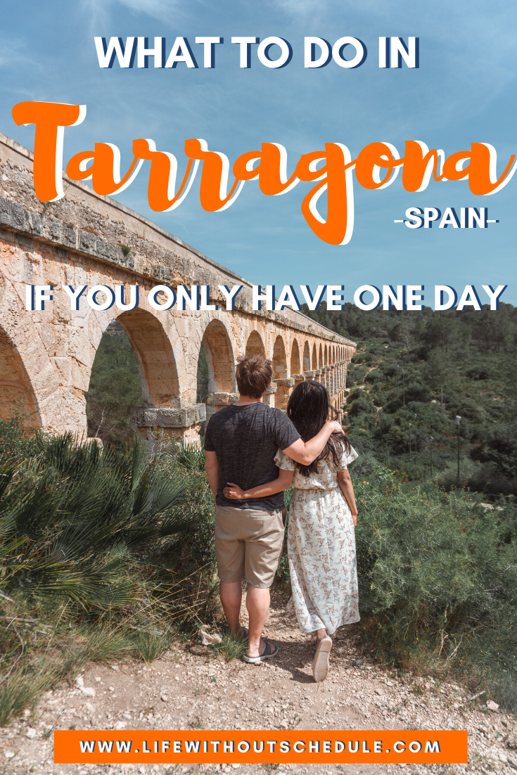 Day Trip to Tarragona Spain – 1 Day Itinerary