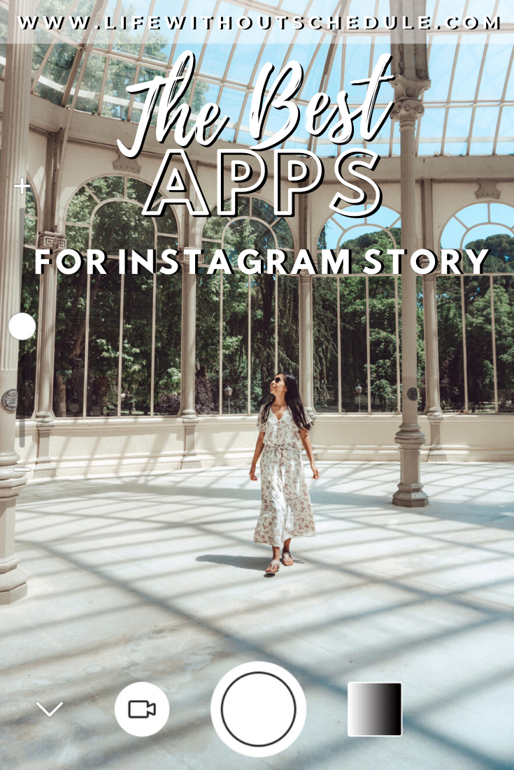 5 MUST-HAVE Apps for Instagram Story